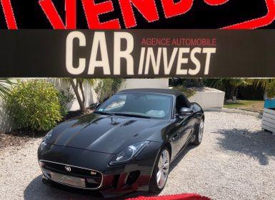 Vente Jaguar F-Type type cabr 3.0i v6s bva quickshift 1 Occasion
