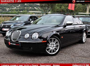 Vente Jaguar S-Type 2.7 D V6 Executive Occasion