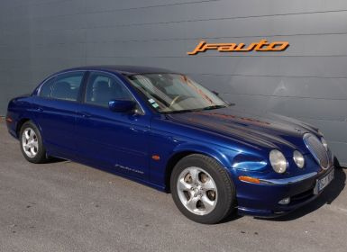 Acheter Jaguar S-Type 3.0 V6 EXECUTIVE 238cv 4P BVA Occasion