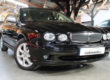 Jaguar X-Type Estate 2.0 D CLASSIQUE Occasion