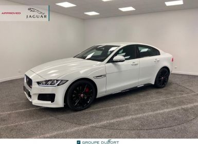 Voiture Jaguar XE V6 3.0 Supercharged 340ch S BVA8 Occasion