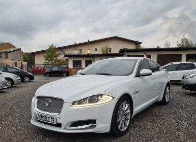 Vente Jaguar XF 3.0d 240 luxe premium 04/2013 GPS CUIR XENON LED Occasion