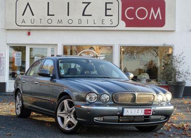 Jaguar XJ R 4.2i V8 Suralimenté - BVA R 2003 BERLINE . PHASE 1