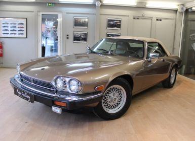 Voiture Jaguar XJS CABRIOLET V12 5.3 Occasion