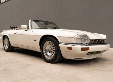 Vente Jaguar XJS JAGUAR XJS CONVERTIBLE V12 Occasion