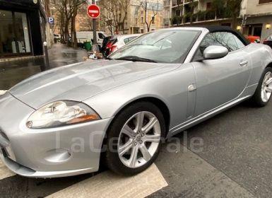 Voiture Jaguar XK CABRIOLET CABRIOLET 4.2 V8 300 BVA6 Occasion