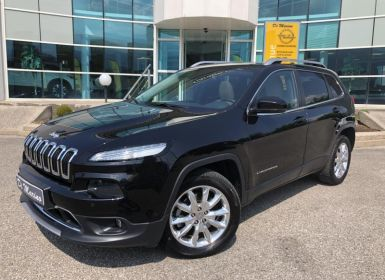 Acheter Jeep CHEROKEE 2.2 MULTIJET 200 S&S AD1 LIMITED 4WD AUTO Occasion