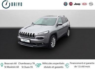 Vente Jeep CHEROKEE 2.2 MultiJet 200ch Limited Active Drive I BVA S/S Occasion
