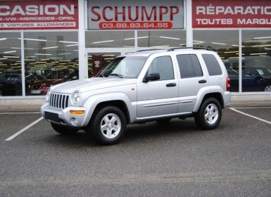 Acheter Jeep CHEROKEE 2.8 CDR LIMITED 163CH Occasion