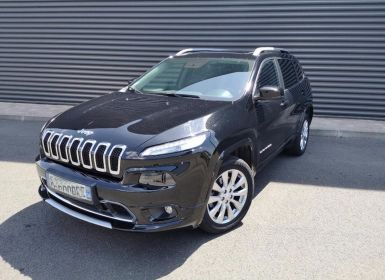 Achat Jeep CHEROKEE 4 - 2.2 200 OVERLAND 4WD BVA Occasion