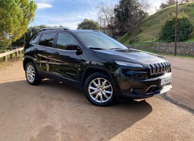 Achat Jeep Cherokee IV 2.2 MultiJet 185ch Longitude Executive Active Drive I BVA S/S Occasion