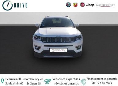 Achat Jeep Compass 1.3 GSE T4 130ch Limited 4x2 Neuf