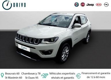 Vente Jeep Compass 1.3 GSE T4 150ch Limited 4x2 BVR6 Occasion
