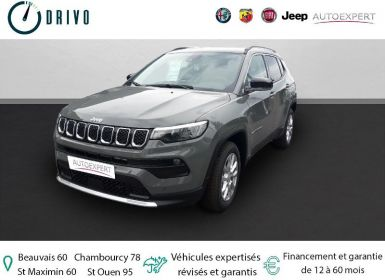 Achat Jeep Compass 1.3 GSE T4 150ch Limited 4x2 BVR6 Occasion
