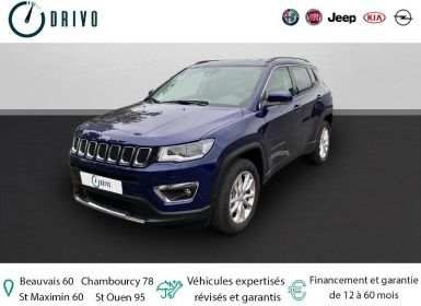 Achat Jeep Compass 1.3 GSE T4 190ch Limited 4xe PHEV AT6 Occasion