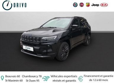 Vente Jeep Compass 1.3 GSE T4 240ch S 4xe PHEV AT6 Occasion
