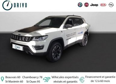 Vente Jeep Compass 1.3 GSE T4 240ch Trailhawk 4xe PHEV AT6 Occasion