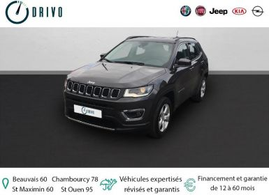 Vente Jeep Compass 1.4 MultiAir II 140ch Limited 4x2 Occasion