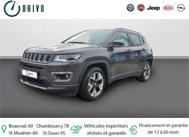 Vente Jeep Compass 1.4 MultiAir II 140ch Limited 4x2 Euro6d-T Occasion