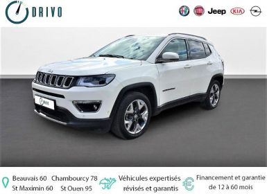 Vente Jeep COMPASS 1.4 MultiAir II 140ch Limited Tech 7 4x2 Euro6d-T Occasion