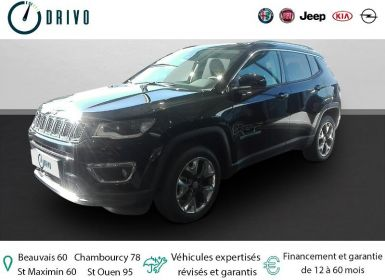 Achat Jeep COMPASS 1.4 MultiAir II 170ch BVA Limited 4x4 Occasion