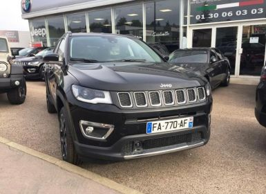 Achat Jeep COMPASS 1.4 MultiAir II 170ch Limited 4x4 BVA9 Occasion