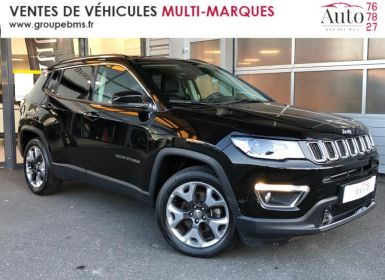 Vente Jeep Compass 1.6 MultiJet II 120ch Limited 4x2 117g Occasion