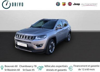 Vente Jeep Compass 1.6 MultiJet II 120ch Limited 4x2 Occasion