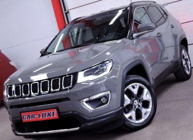 Vente Jeep Compass 2.0 CRD 14OCV 4X4 LIMITED BOITE AUTO CUIR GPS FULL Occasion