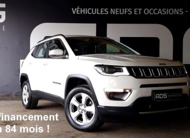 Achat Jeep Compass 2.0 I MULTIJET II 140 CH ACTIVE DRIVE BVM6 Limited Occasion