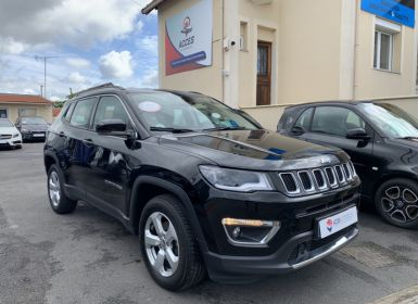 Achat Jeep Compass 2.0 MultiJet 170ch Limited 4x4 BVA9 Occasion