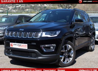 Vente Jeep Compass 2.0 Multijet II 140 Ch Limited 4X4 Occasion