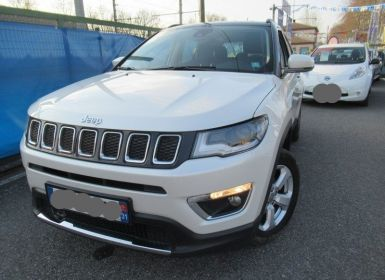 Vente Jeep Compass 2.0 MULTIJET II 140CH LIMITED 4X4 Occasion