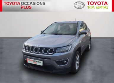 Acheter Jeep COMPASS 2.0 MultiJet II 140ch Longitude Business 4x4 BVA9 Occasion