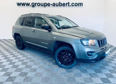 Vente Jeep Compass 2.2 CRD 163 FAP Limited 4x4 Occasion