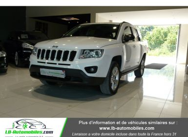 Achat Jeep COMPASS 2.2 CRD 163 SPORT 4X4 Occasion
