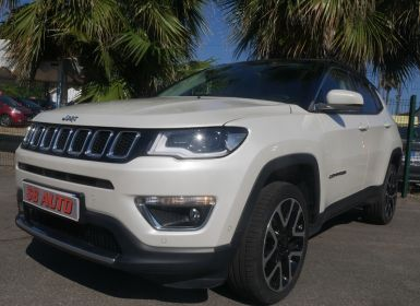 Vente Jeep COMPASS II 2.0 MJET 140 LIMITED 4WD Occasion