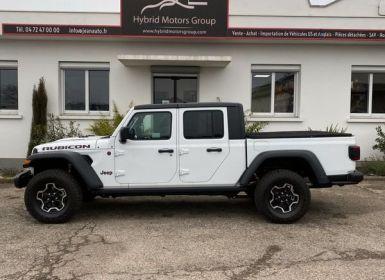 Vente Jeep Gladiator 2021 RUBICON 84 000 TTC Neuf