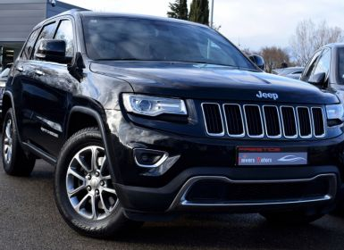 Achat Jeep Grand Cherokee 3.0 CRD 190 V6 LIMITED BVA8 Occasion