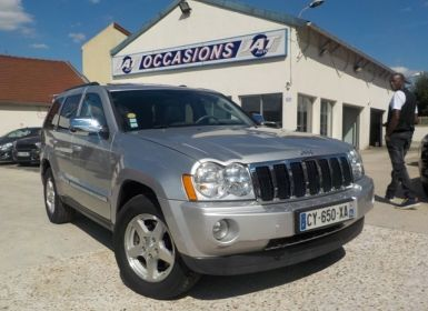 Achat Jeep GRAND CHEROKEE 3.0 CRD LIMITED Occasion