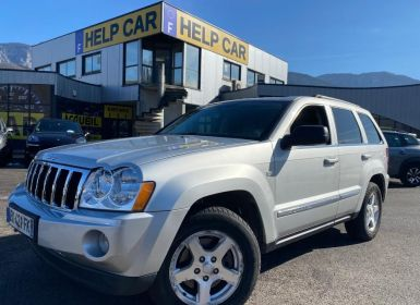 Vente Jeep Grand Cherokee 3.0 CRD LIMITED Occasion