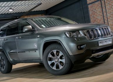 Voiture Jeep GRAND CHEROKEE 3.0 CRD241 V6 FAP LIMITED Occasion