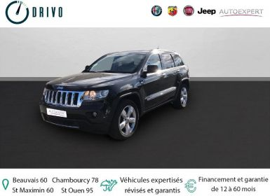 Achat Jeep Grand Cherokee 3.0 CRD241 V6 FAP Overland Occasion