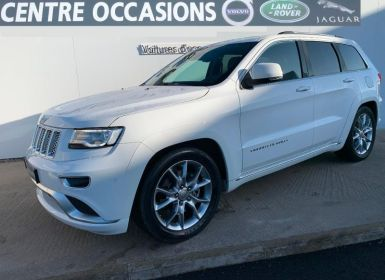 Acheter Jeep GRAND CHEROKEE 3.0 V6 CRD 250ch Summit BVA8 Occasion