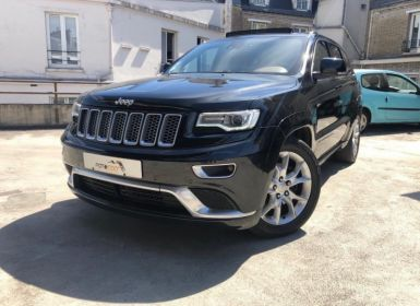 Vente Jeep GRAND CHEROKEE 3.0 V6 CRD 250CH SUMMIT BVA8 Occasion