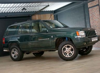 Achat Jeep GRAND CHEROKEE 5.2 V8 LIMITED BA Occasion