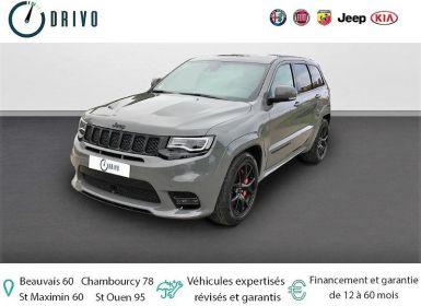 Vente Jeep Grand Cherokee 6.4 V8 HEMI 468ch SRT BVA8 Euro6d-T Occasion