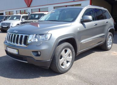 Acheter Jeep GRAND CHEROKEE limited 241cv Occasion