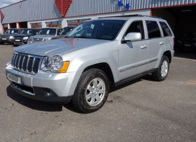Acheter Jeep GRAND CHEROKEE limited 3L crd Occasion