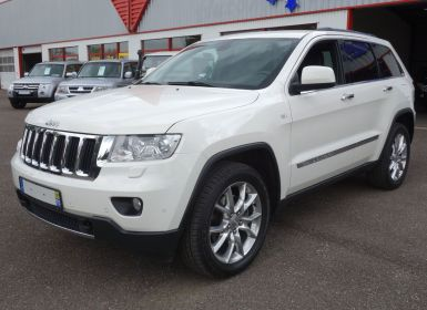 Acheter Jeep GRAND CHEROKEE limited crd Occasion